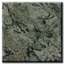 Verde San Francisco Granite Polished Flooring Tiles, Walling Tiles, Brazil Green Granite Tiles, Slabs