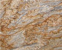 Yellow River Granite Slabs & Tiles