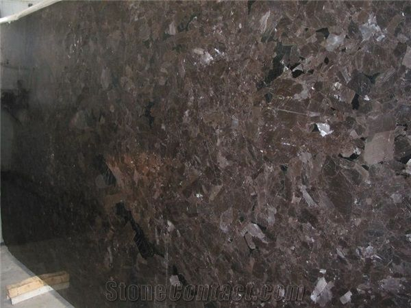 Antique Brown Granite Slabs From Canada 36632