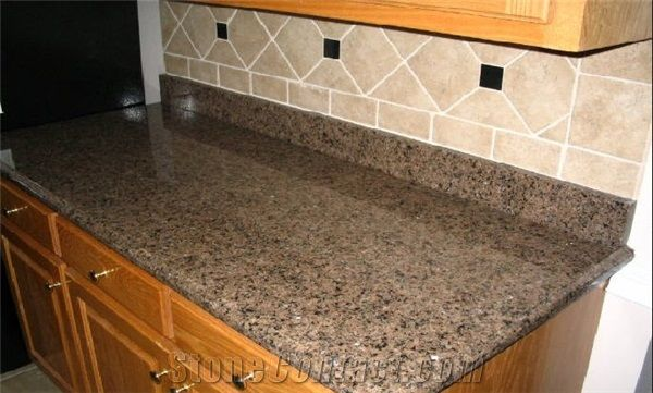Tropic Brown Granite Countertop From United States 19816