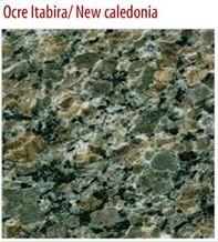 Oce Itabira-New Caledonia Granite