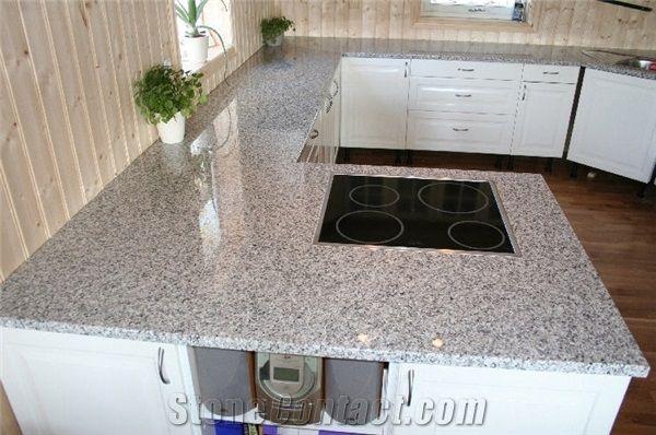 Bianco Sardo Granite Countertop From Norway Stonecontact Com