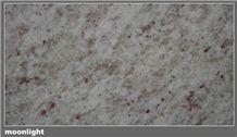 Moonlight Granite - Moon White