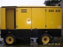 Air Compressor for Quarry - ATLAS COPCO XAS 405