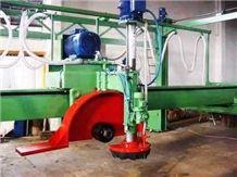 Block Cutter Machine - PEDRINI M535