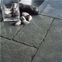 Pietra Del Cardoso Soapstone Floor Pattern Slabs