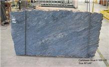 Caribbean Blue, Azul Do Mar Quartzite