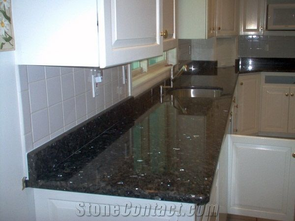 Blue Pearl Granite Countertops From United States 53461