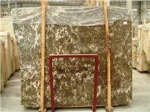 Vratsa Brown Limestone Tiles & Slabs, Polished Limestone Flooring Tiles, Walling Tiles
