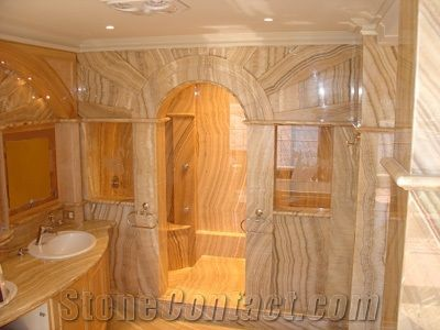 Onyx Bathroom Design Fantasy Yellow Onyx From Australia