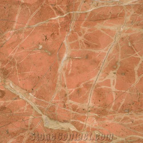 Rojo Alicante Marble Slabs Tiles Spain Red