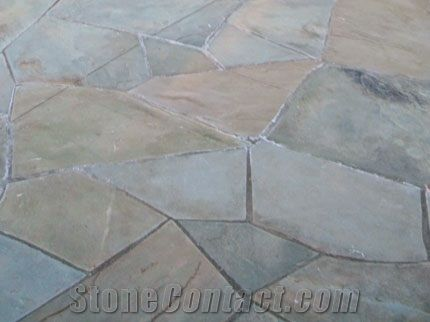 Pennsylvania Bluestone Flagstone Paver From United States