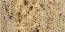 Kashmir Gold Granite Slabs & Tiles, India Yellow Granite