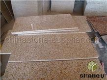 G682 Granite Slabs & Tiles, China Yellow Granite