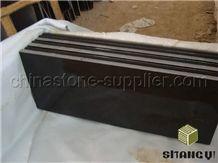 Shanxi Black Granite Slabs & Tiles, China Black Granite