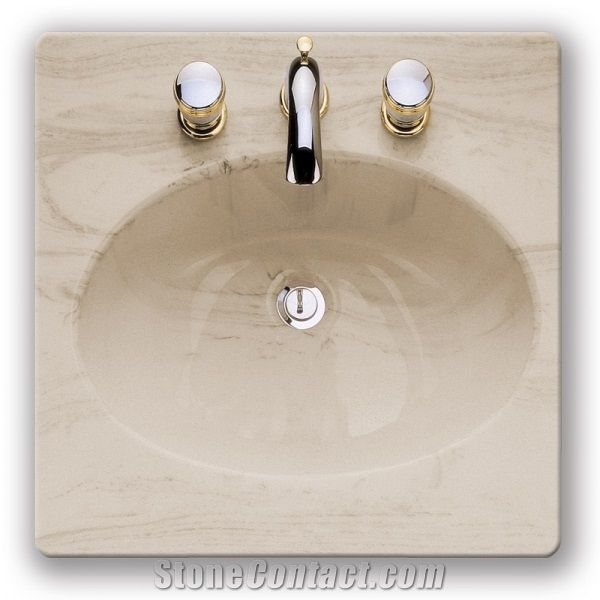 Malibu Sink Cultured Marble From Canada Stonecontact Com