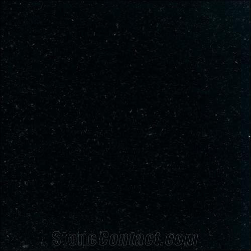 Nero Assoluto India Black Granite