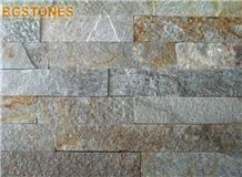Listel Stone - Quartzite Metal Gray Tiles