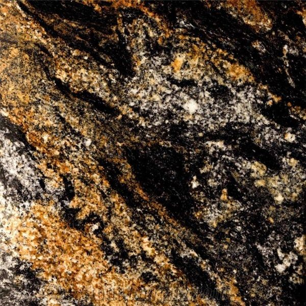 Magma Gold Granite Slabs Tiles From