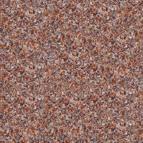 Vermillion Pink Granite Slabs Tiles From Canada