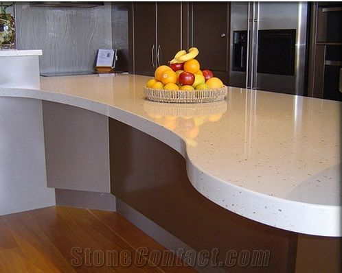 Quartz Stone Kitchen Bench Tops From Australia