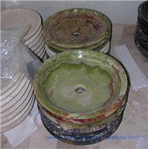 Onyx Sinks and Basins