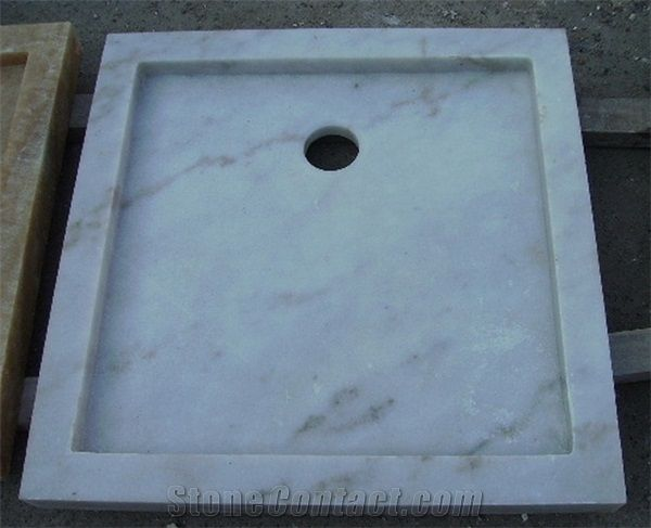 White Stone Shower Tray From China Stonecontact Com