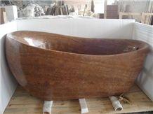 Wooden Marble Bath Tub