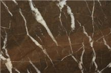 Coffee Of Yixing Marble Slabs & Tiles, China Brown Marble