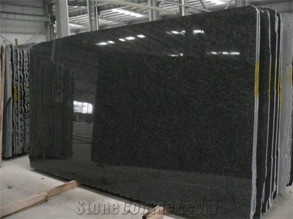 Granite Slab Absolute Black From China Stonecontact Com