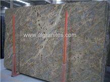 Amarillo Jaguar Granite Slab