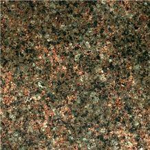 Ukrainian Autumn Granite Slabs & Tiles, Ukraine Yellow Granite
