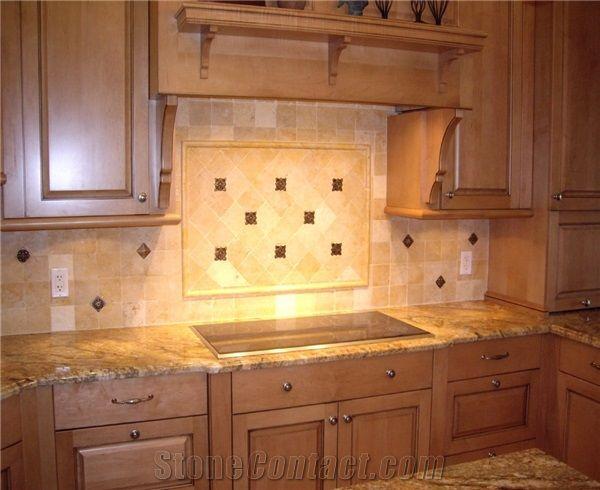 Exotic Brazilian Granite Kitchen Tops From United States