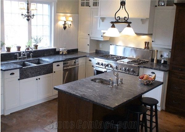 Soapstone Island Countertop Sink From Canada