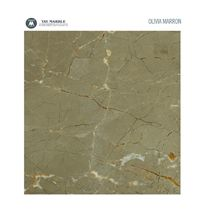 Olivia Marron Marble Slabs & Tiles, Olivia Brown Marble Slabs & Tiles