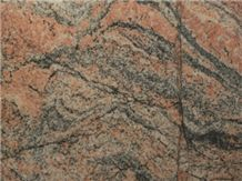 African Multicolor Granite Slabs & Tiles