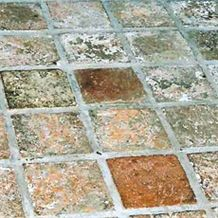 Jerusalem Grey Pink Limestone Pavement