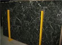 Black Levanto Marble Slabs