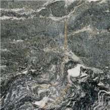 Verde Jaco Granite Slabs & Tiles, Italy Green Granite