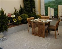 Santa Rita Soapstone Floor Tile