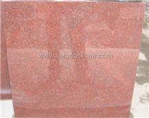 Indian Red Granite Slab