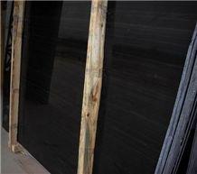 Black Wood-Grainy Marble,Black Marble Slabs & Tiles, Black Wood Vein Marble