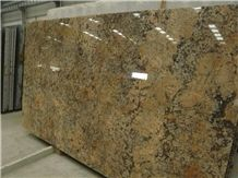 Mascarello,Giallo Crystal,Yellow,Gold,Brown Granite, Granite Slabs, Granite Wall Tiles, Granite Flooring, Granite Floor Tiles