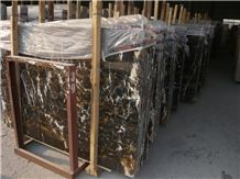 Portoro Gold Marble,Brown Marble ,Yellow Marble, Marble Tiles, Marble Countertops. Walling Tiles