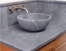 Soapstone Sinks, Barroca Grey Soapstone