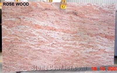 Rosewood Granite Slab India Pink Granite From United States 11778 Stonecontact Com