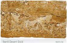 Desert Gold Granite Tile