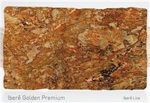 Golden Premium Granite Slabs & Tiles