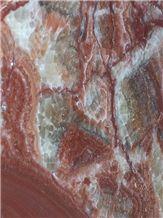 Volcano Red Onyx Slabs & Tiles