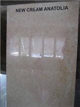 New Cream Anatolia - Miracle Beige Marble
